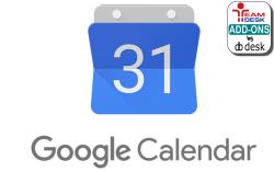 Google Calendar add-on