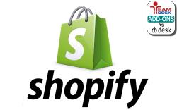 shopify add-on